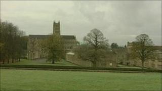 Downside Abbey