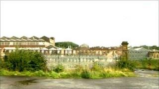 Former Turner and Newall factory