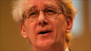 Andrew Stunnell, housing minister