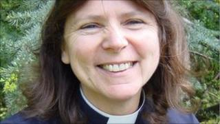 The Reverend Canon Christine Froude