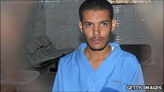 Hisham Mohammed Assem during his trial