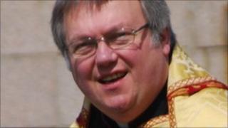 Dean of Jersey Very Reverend Bob Key