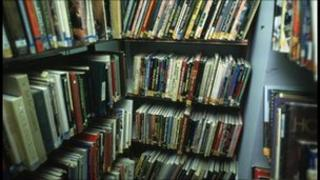 Generic library books