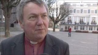The Very Reverend Bob Key
