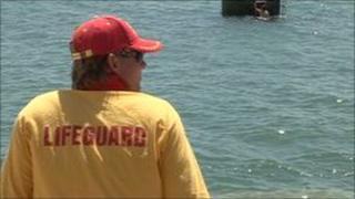 Jersey lifeguard