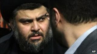 Moqtada Sadr (9 January 2011)
