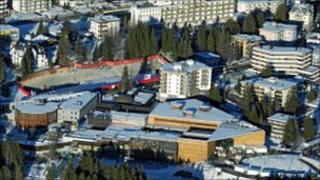 new congress centre in Davos