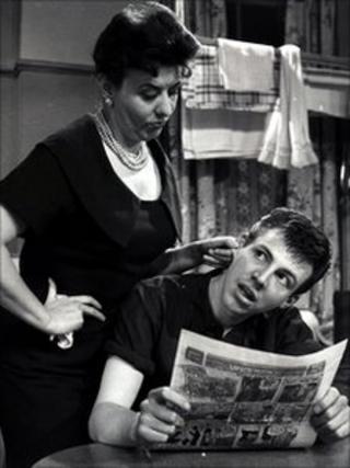 Elsie and Dennis Tanner