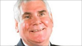 Pastor James McConnell