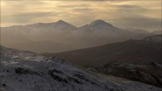 Stob Binnein and Ben More