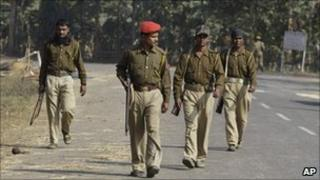 Police in Assam