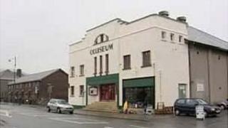 Coliseum cinema Porthmadog