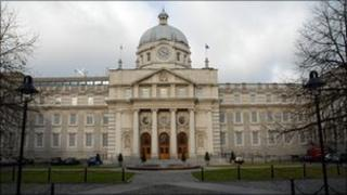 leinster house dublin