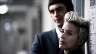 Vicky McClure with Joseph Gilgun in This is England '86