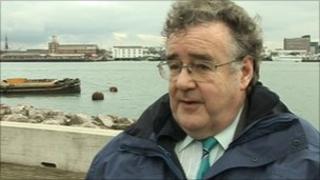 Councillor Malcolm Hey