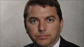 Dartford MP Gareth Johnson