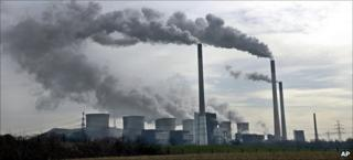 2007 photo of coal power plant in Gelsenkirchen