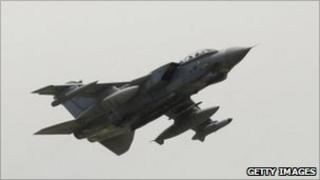 Tornado jet generic