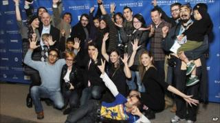 Life in a Day contributors at the Sundance Film Festival