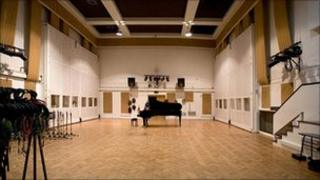Studio 2 at Abbey Road