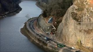 Bridge Valley Road