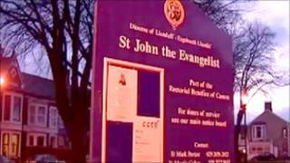 St John the Evangelist in Canton