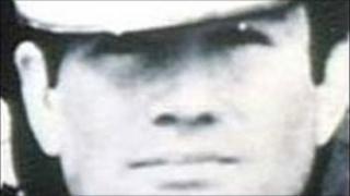 Captain Robert Nairac