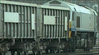 Freight train generic