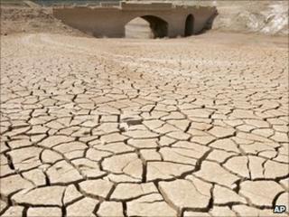 Dry reservoir, AP
