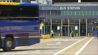 Buchanan Street bus station