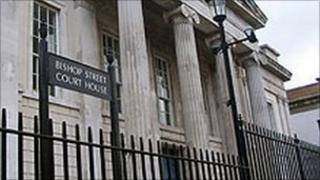 Bishop Street Court House