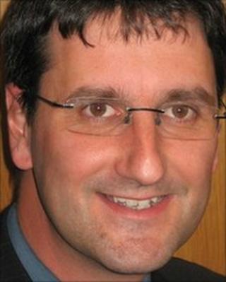 Lancaster City Council leader Stuart Langhorn