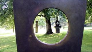 Barbara Hepworth's Family of Man at the Yorkshire Sculpture Park