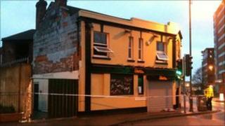 Shotz bar in Southampton