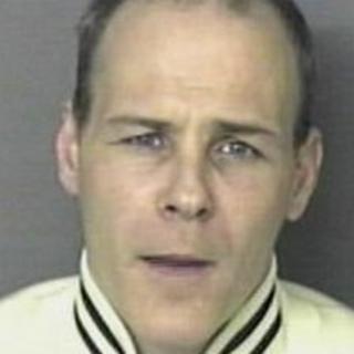 David Tucker - police photo