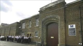 Brixton Prison