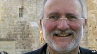Alan Gross in 2005