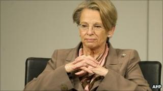 French Foreign Minister Michele Alliot-Marie