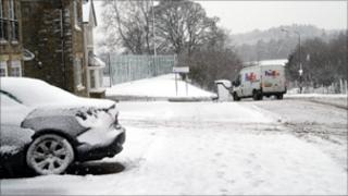 Snow/Pic: Duncan Kirkhope