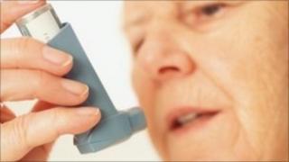 A drug inhaler