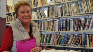 Jennie Pink, Saxmundham Library