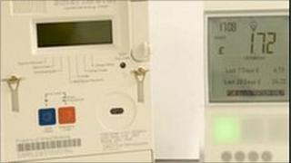 Smart meter and display