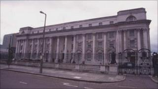 Belfast Magistrates' Court