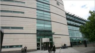 laganside Court House