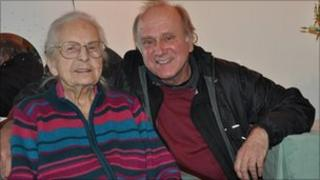 Steve and Greta Wood