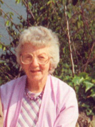 Florence Habesch, who was found murdered at her home in Rhyl, Denbighshire