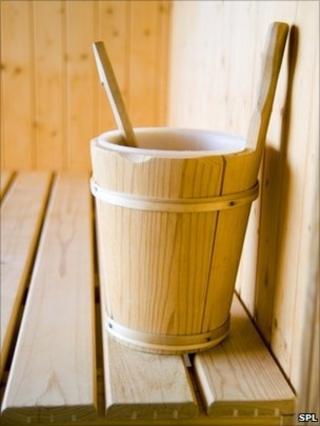 Sauna bucket (SPL)