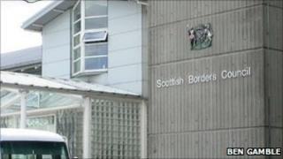 Scottish Borders Council - Pic by Ben Gamble