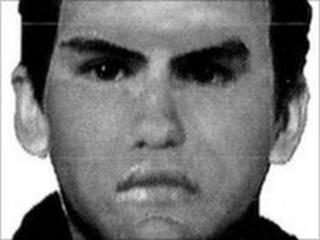 E-fit of sex assault suspect