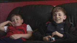 Keinan and Evan Eccleston